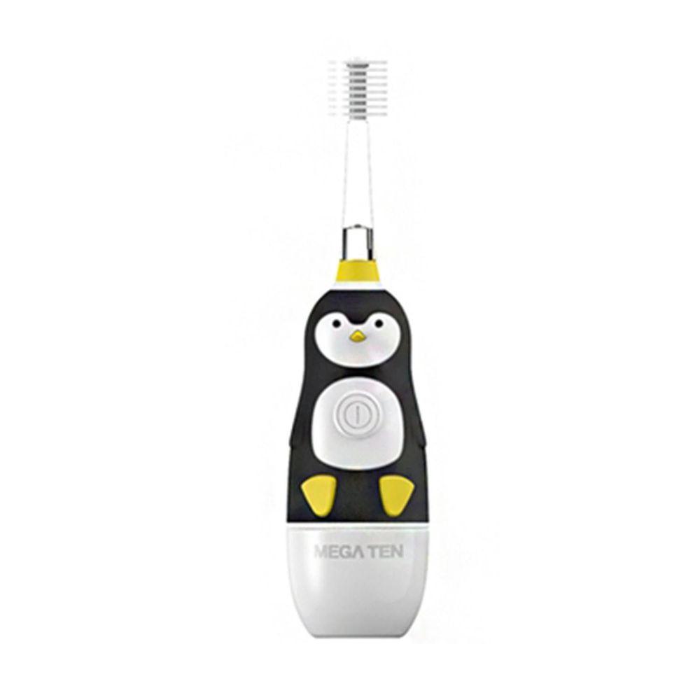 日本 VIVATEC - Mega Ten幼童電動牙刷-企鵝 (2~12歲適用)