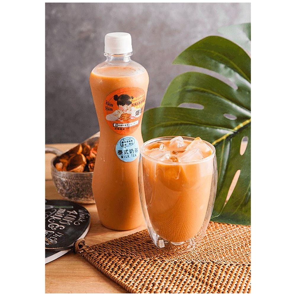熱樂煎 - 泰式奶茶-600ml