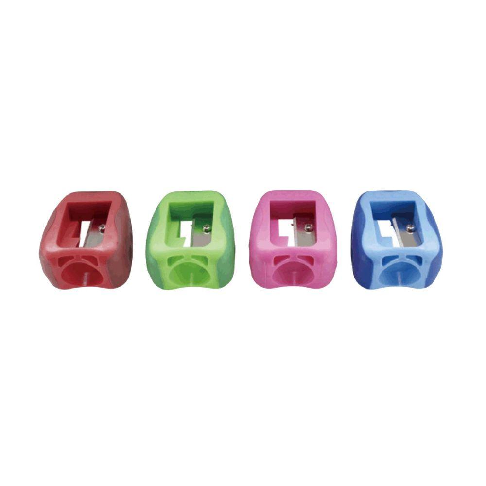德國LYRA - GROOVE 3合1胖胖三角洞洞筆專用削筆器