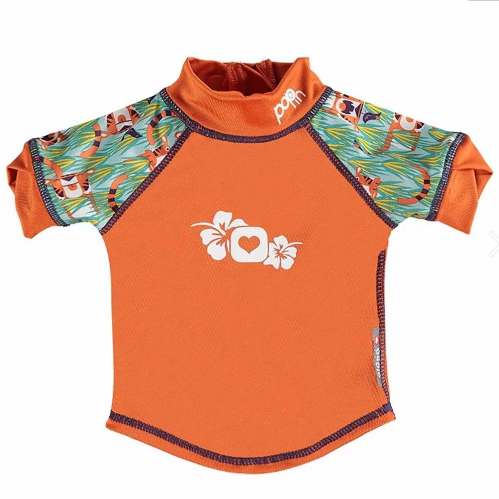 英國Pop-in - 嬰兒抗UV防曬泳衣-奧斯虎