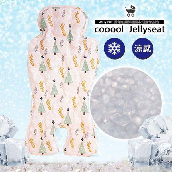 韓國JellyPOP 多功能嬰兒涼感果凍涼墊、涼枕