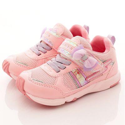 競速機能童鞋-輕量女孩運動系列(中童)-粉