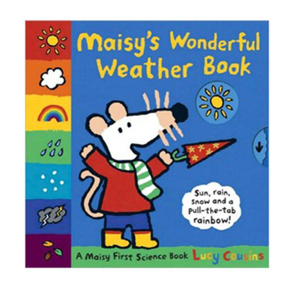 Maisy's Wonderful Weather Book 波波看天氣