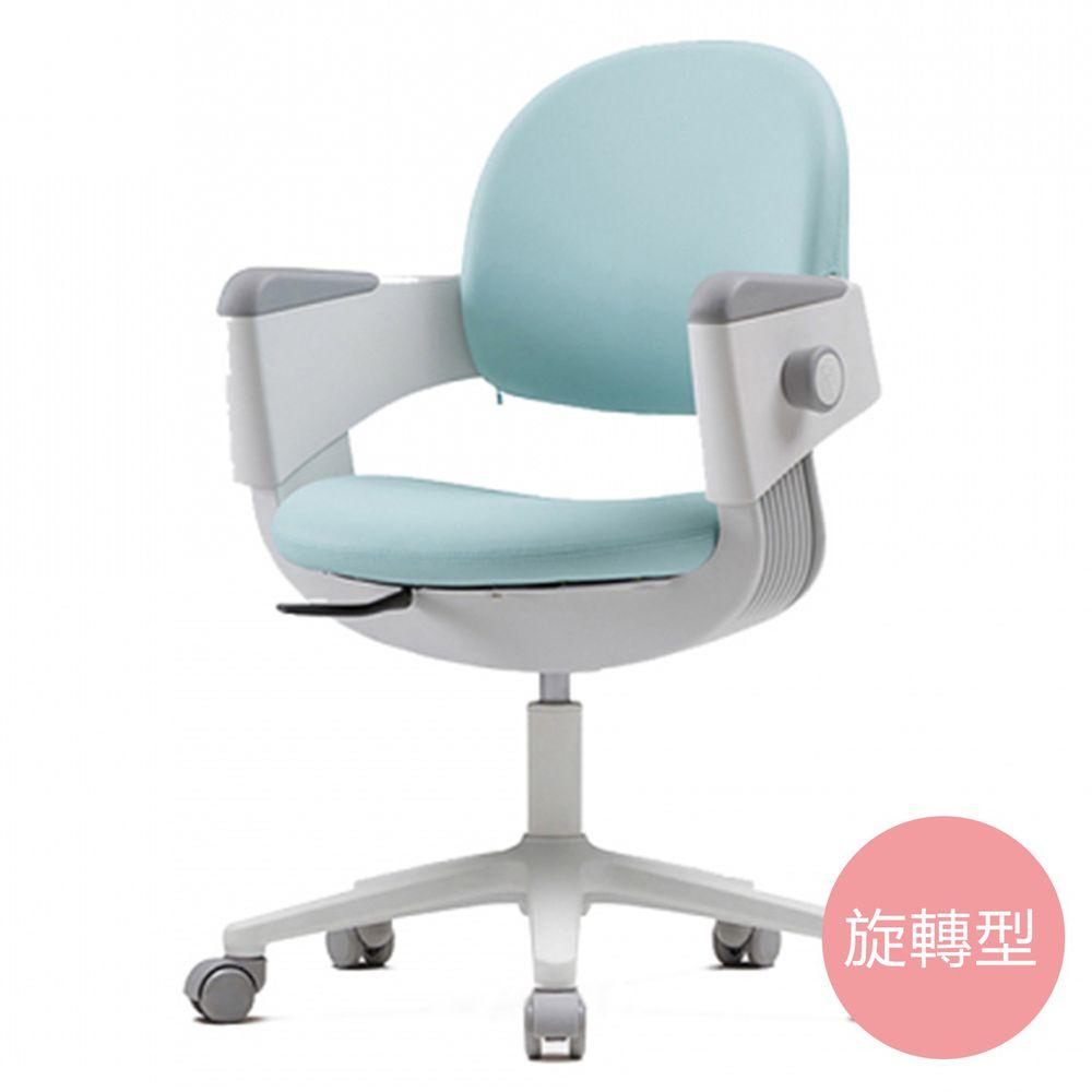 iloom怡倫家居 - Ringo-i (旋轉型) 專注學習兒童成長椅/兒童椅-蒂芬妮藍