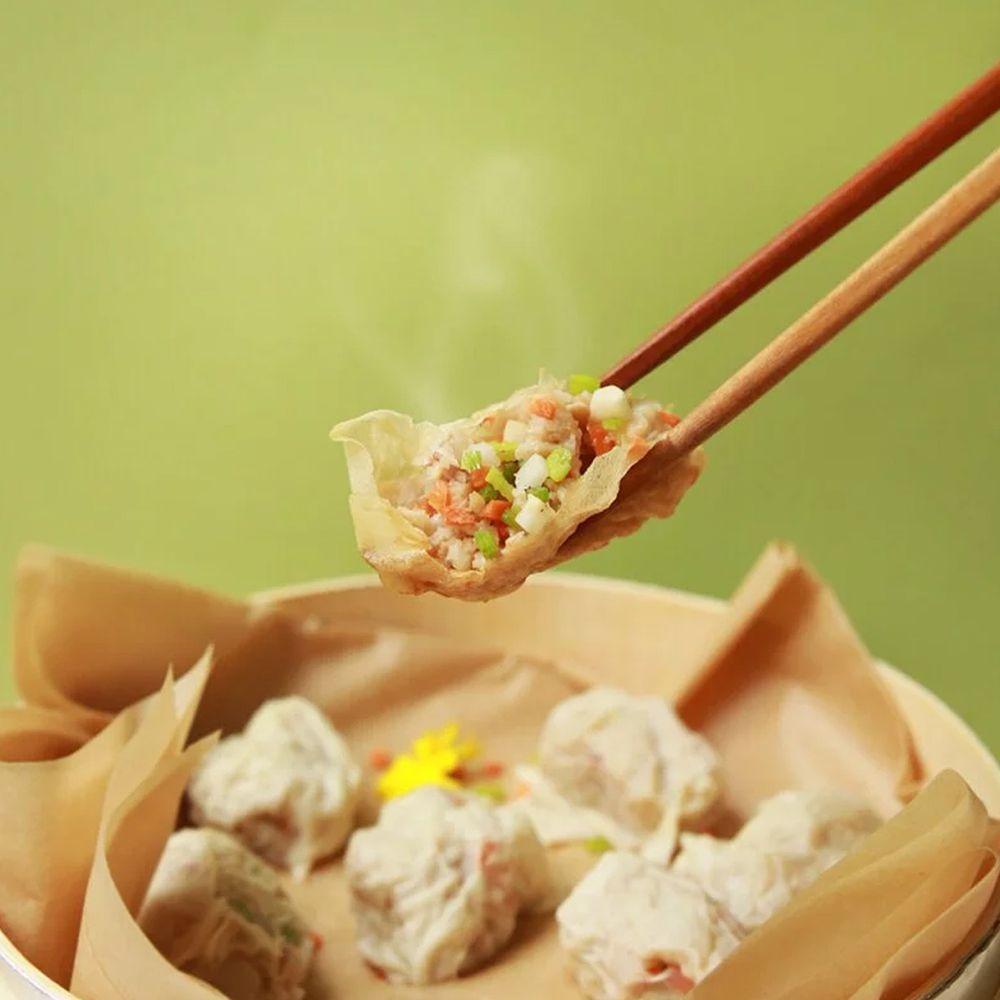 原味時代 - 【素食低醣千張餃】荸薺鮮蔬千張餃1盒-16顆/盒