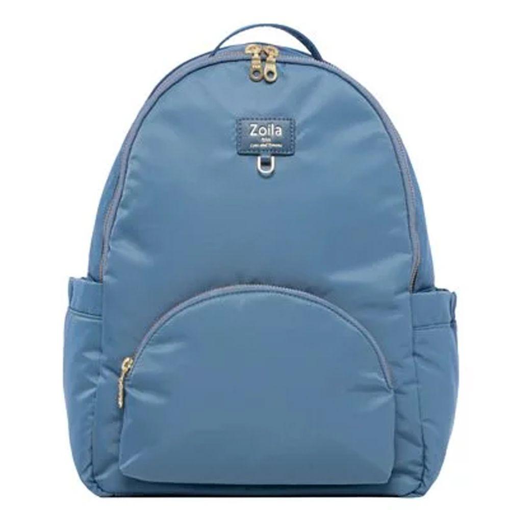 Zoila - 小自由 收放包-寧靜藍-輕量美型媽媽包