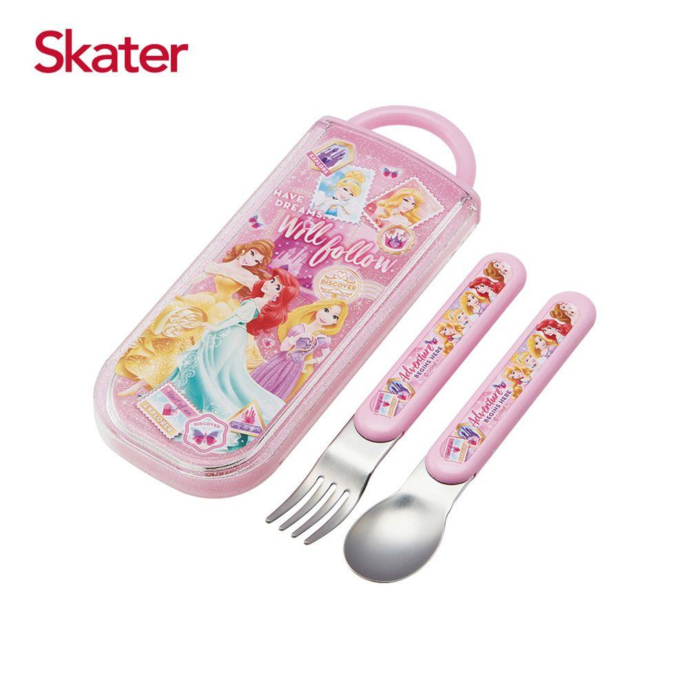 日本 SKATER - 餐具組CC2-迪士尼公主