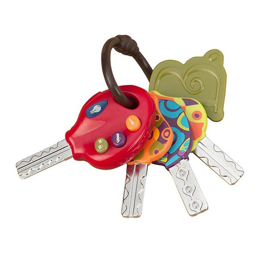 B.TOYS - 幸運的鑰匙(顏色隨機)