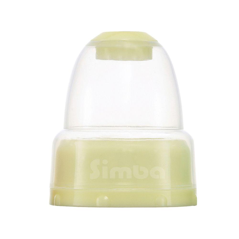 Simba 小獅王辛巴 - 不滴水標準瓶蓋組-粉嫩黃