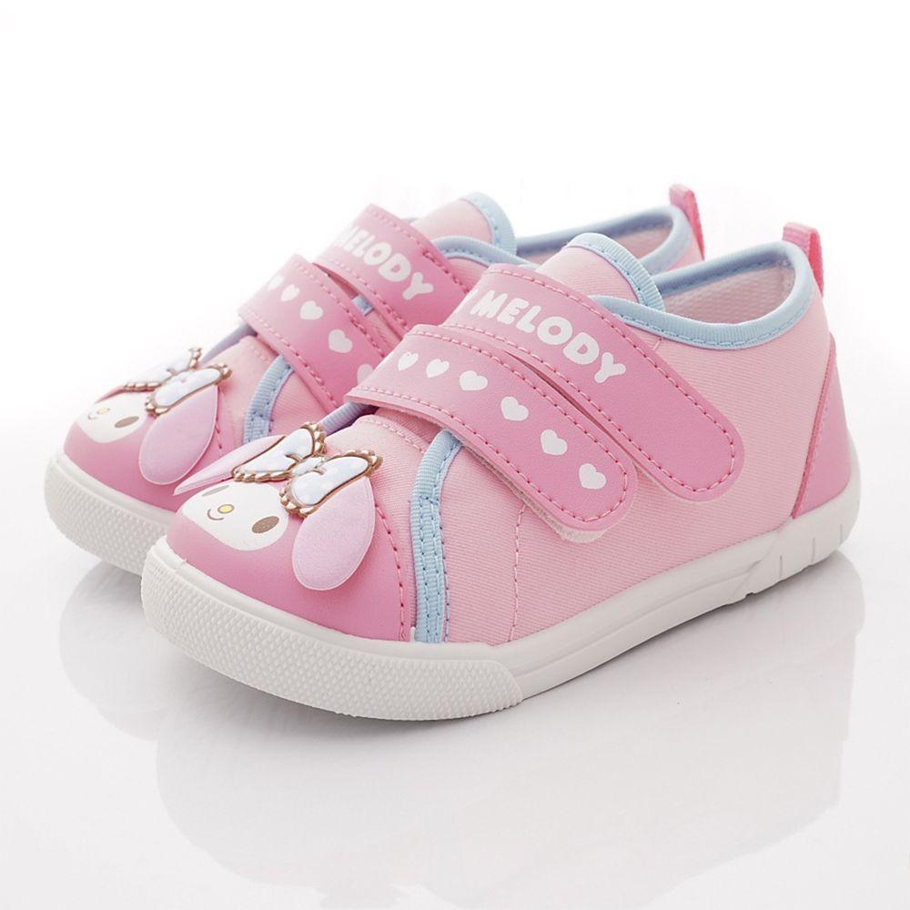 SANRIO - 美樂蒂經典帆布鞋-小童段-粉