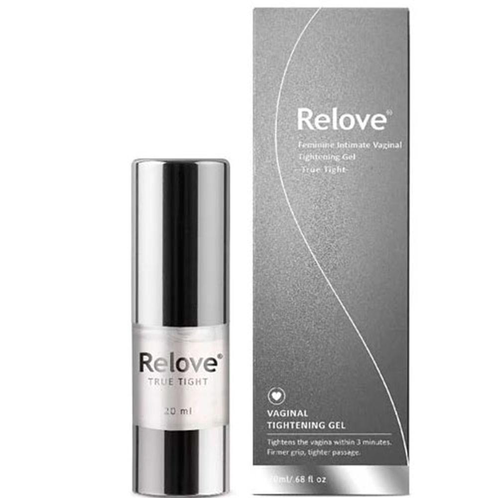 Relove - 緊依偎 女性護理凝膠-20ml