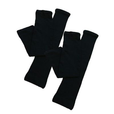 冰涼袖套二入組-黑