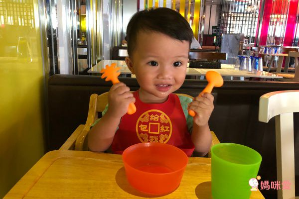 FARANDOLE 法紅荳嬰幼兒聰明學習餐具組