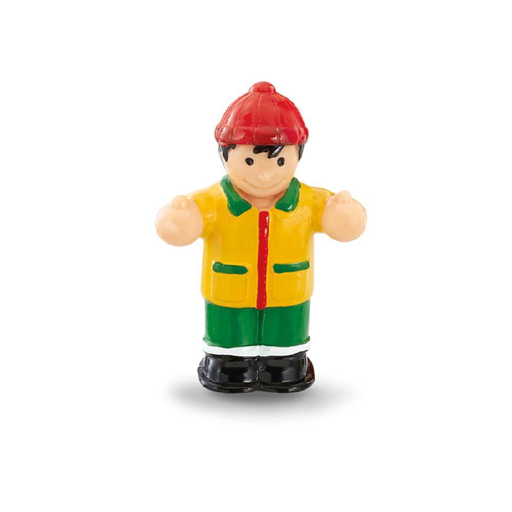英國驚奇玩具 WOW Toys - 小人偶-清潔人員 吉米