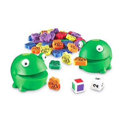 益智教具-快樂餵蛙趣