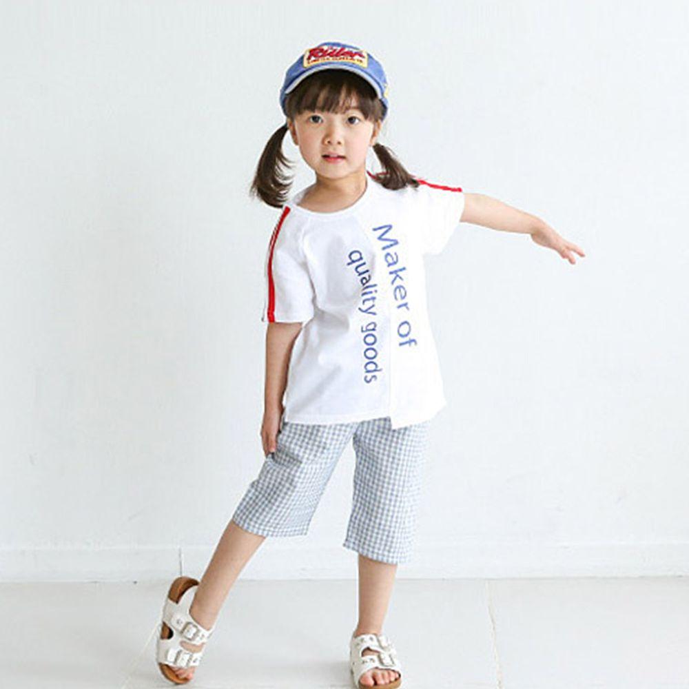 韓國 Rainbowkids - 純棉套裝-Maker