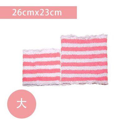 輕柔透氣伸縮肚圍-粉紅莓-大(26cm*23cm)