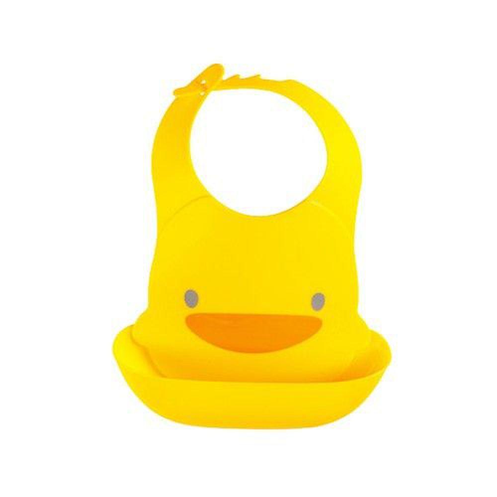 黃色小鴨 - 四階段防水Q圍兜