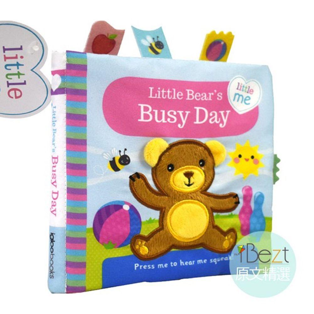Bear's Busy Day(響紙布書)