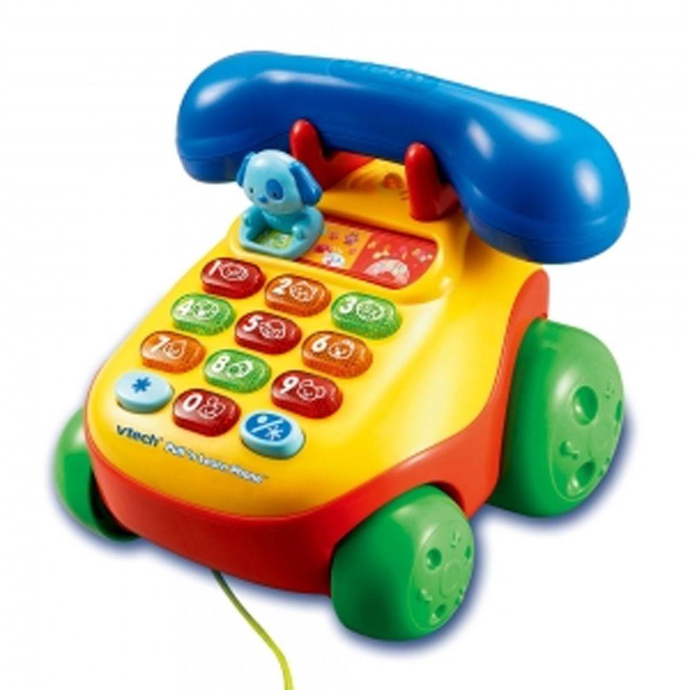 Vtech - 歡樂寶寶學習電話