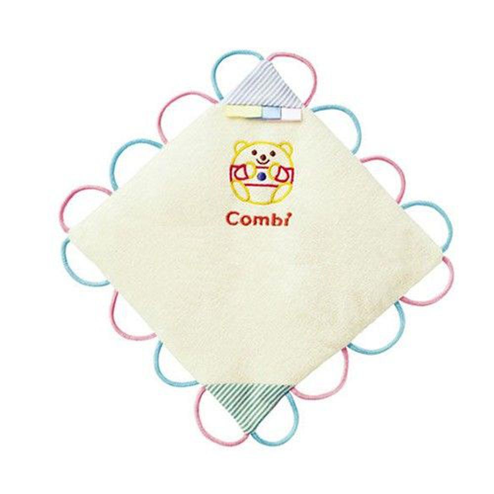 日本 Combi - 歡樂寶貝手巾-3個月起