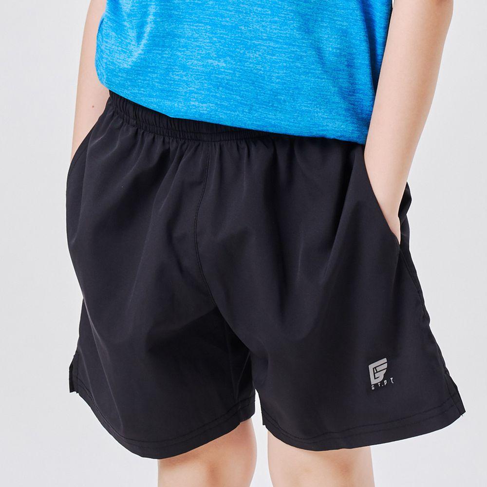 GIAT - 兒童輕量排汗運動短褲-男童款