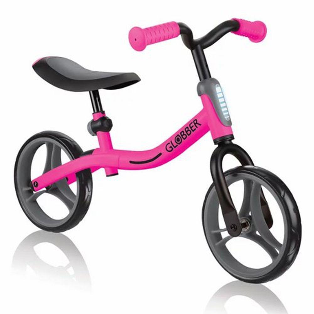 法國 GLOBBER - Go-Bike平衡車-粉