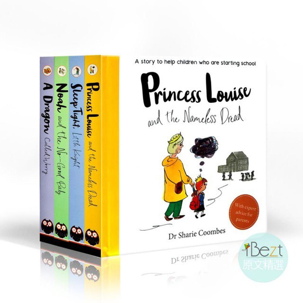英國 - A story to help children (4 Books)