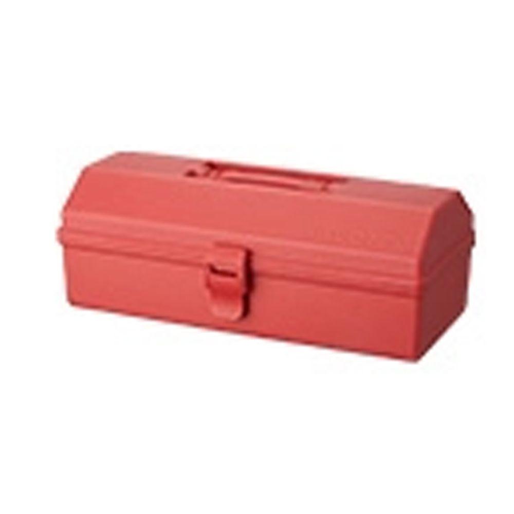 日本天馬 - HACOTTO 長形多功能PP手提式收納工具箱-珊瑚紅