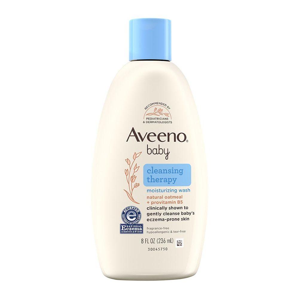 Aveeno 艾惟諾 - 嬰兒燕麥益敏潔膚乳-236ml