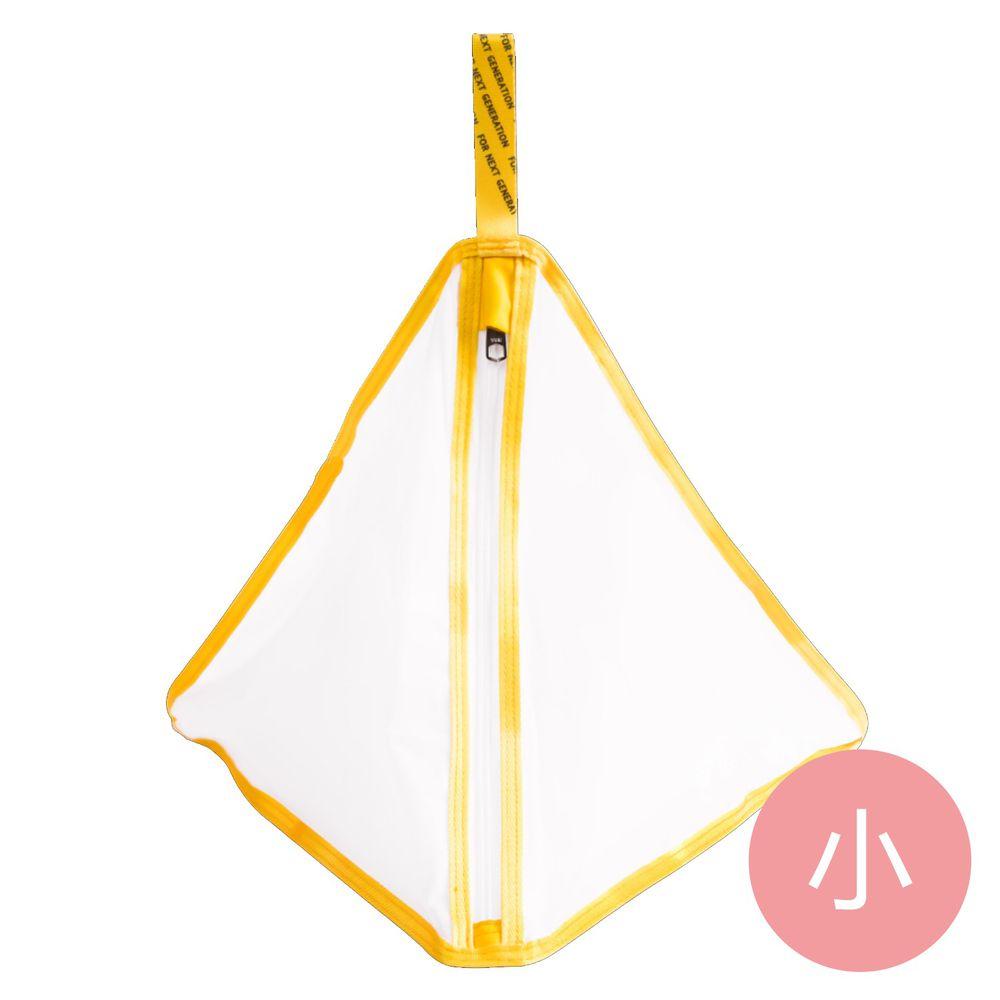 FNG - 不塑洗衣袋-海馬-黃 (小-35cm(六邊等長))