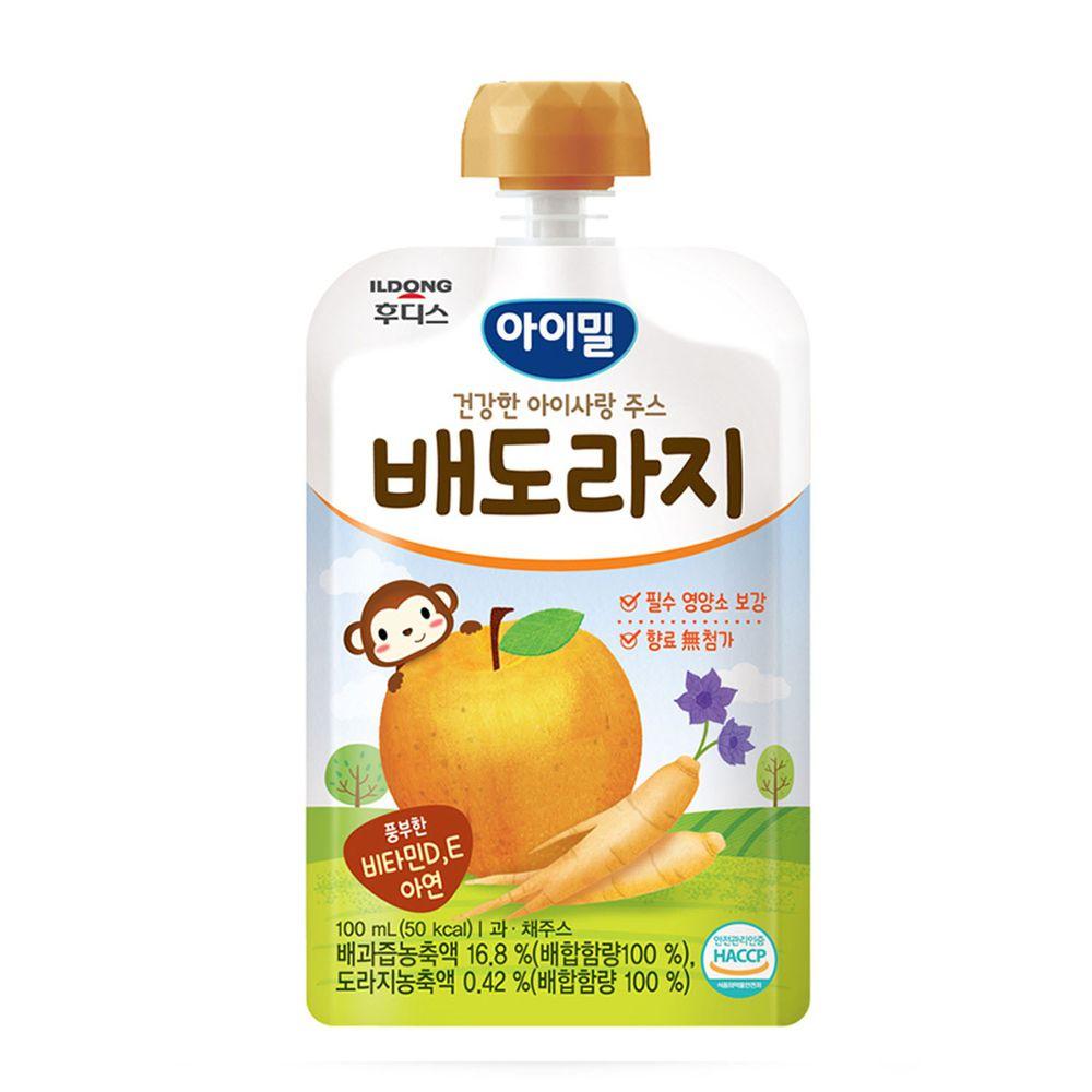 韓國Ildong Foodis日東 - 桔梗梨果汁