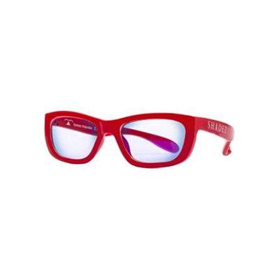 兒童抗藍光眼鏡-熱力紅