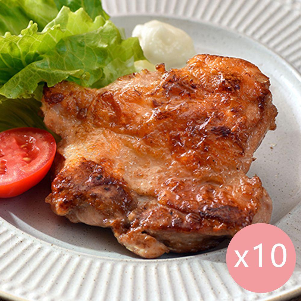 卜蜂 - 含運組-醃漬去骨雞腿排/鹽酥(200g)