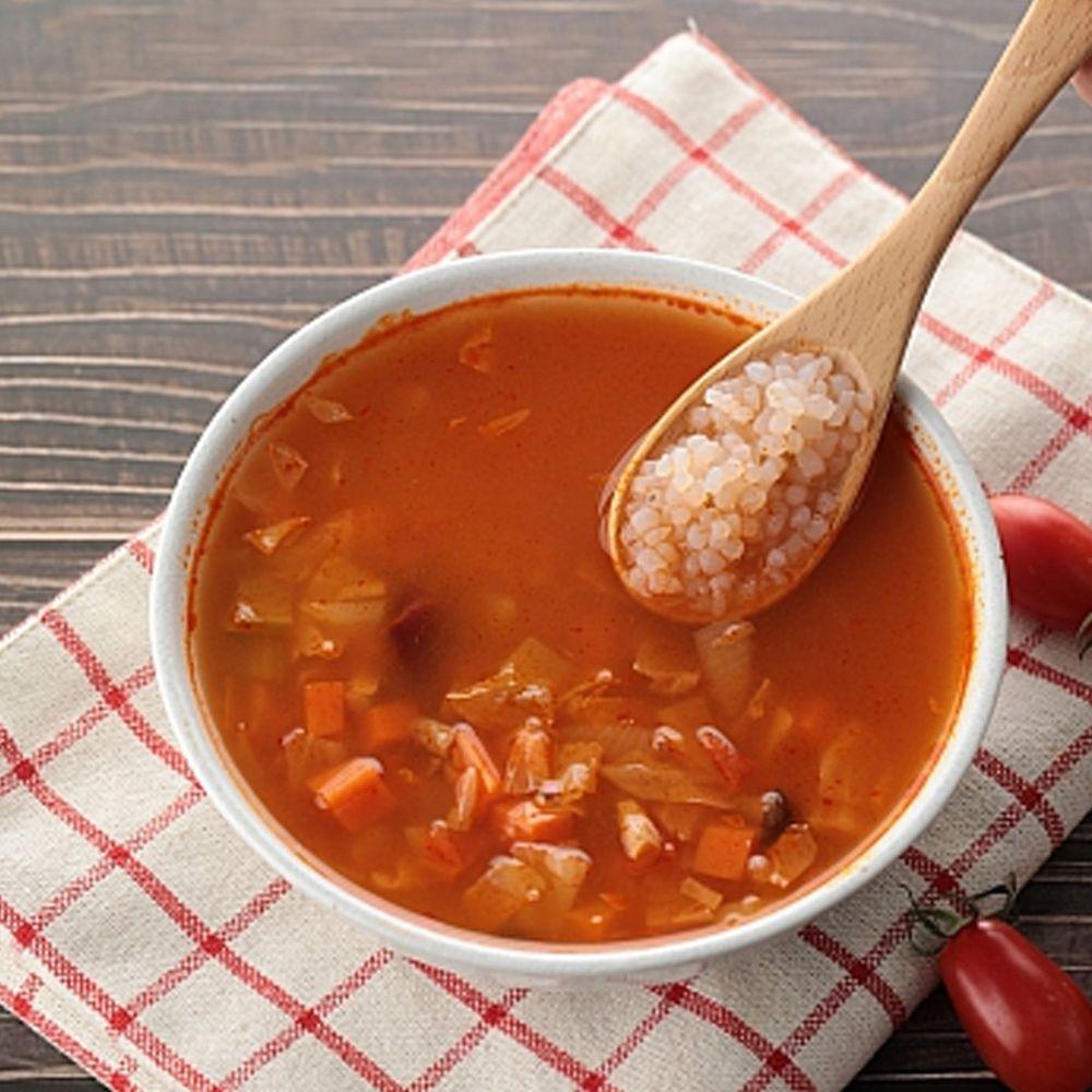 GREEN & SAFE 永豐餘生技 - 蒟蒻番茄蔬菜湯-300g/包