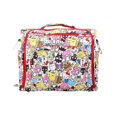 B.F.F 3way 後背/肩背包-Hello Kitty 可愛限量聯名系列-Hello Sanrio 三麗鷗,全員集合!
