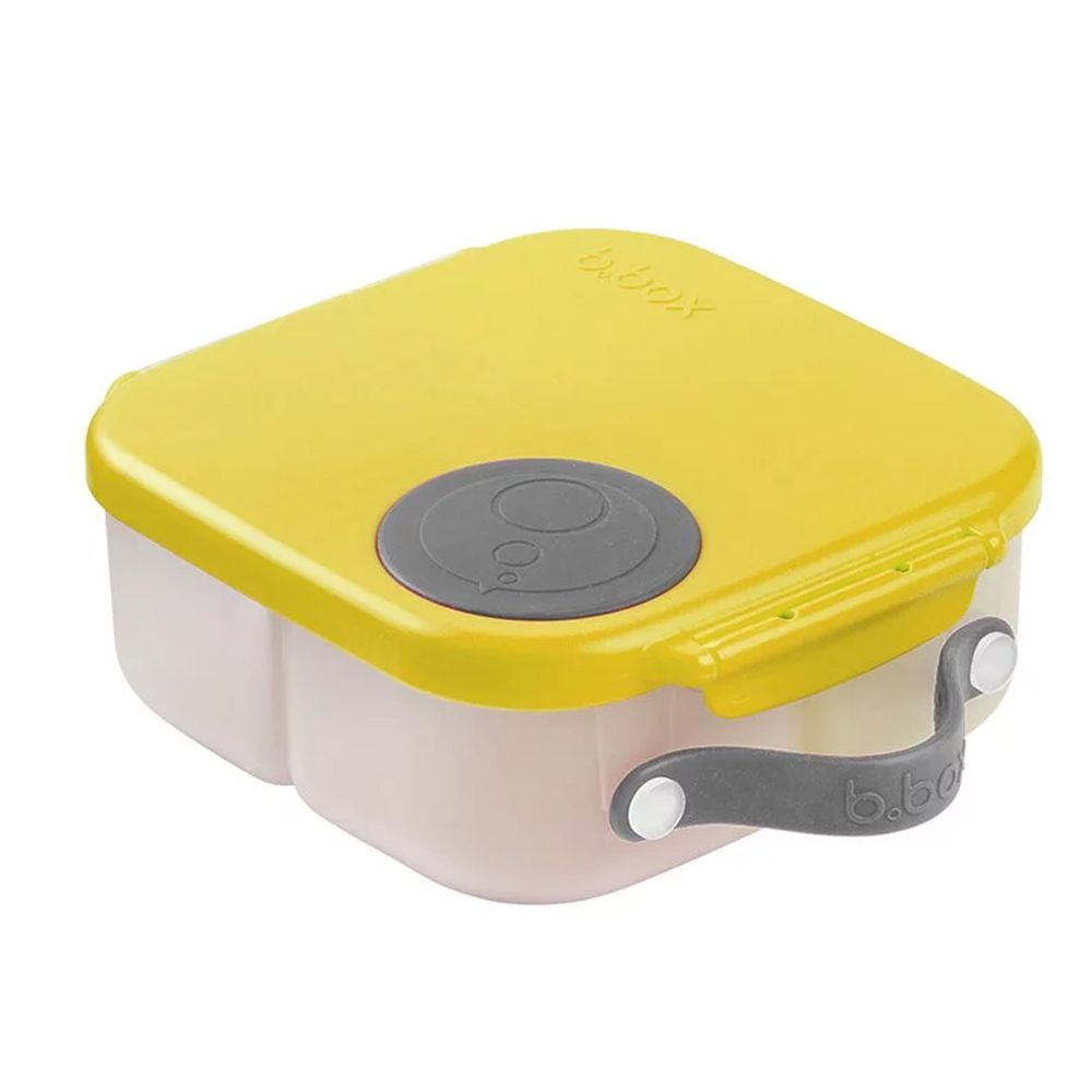 澳洲 b.box - 迷你野餐便當盒-檸檬黃