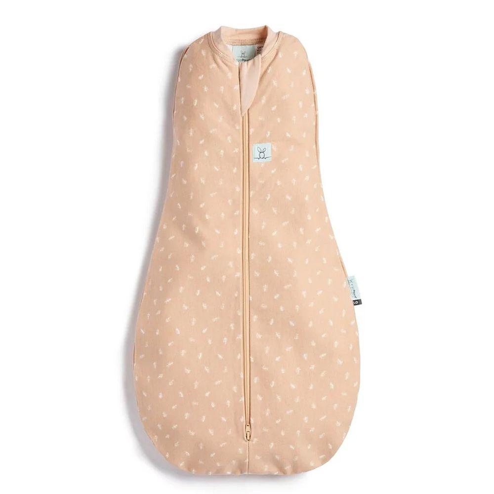 澳洲 ergoPouch - ergoCocoon二合一舒眠包巾-竹纖維-香草橙