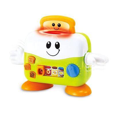 聲光烤麵包機