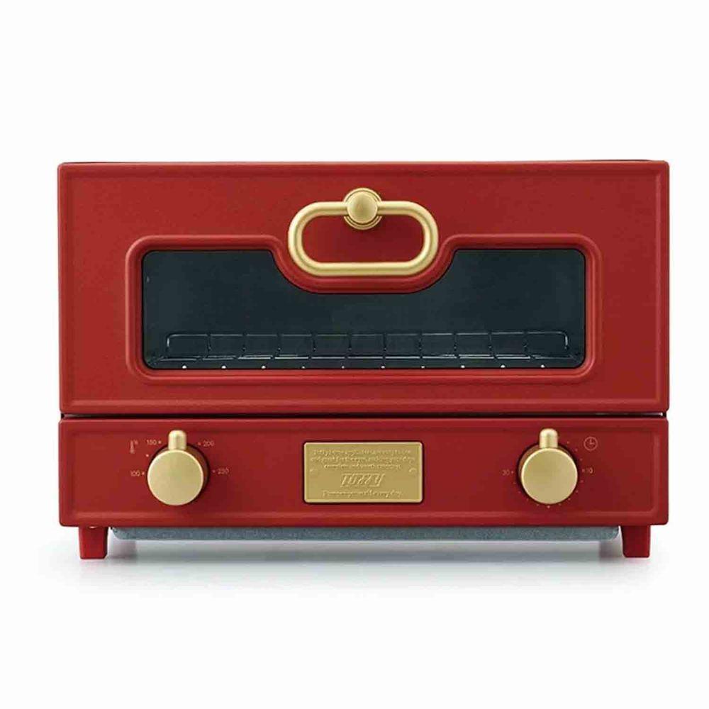 日本Toffy - Oven Toaster 電烤箱-復古紅