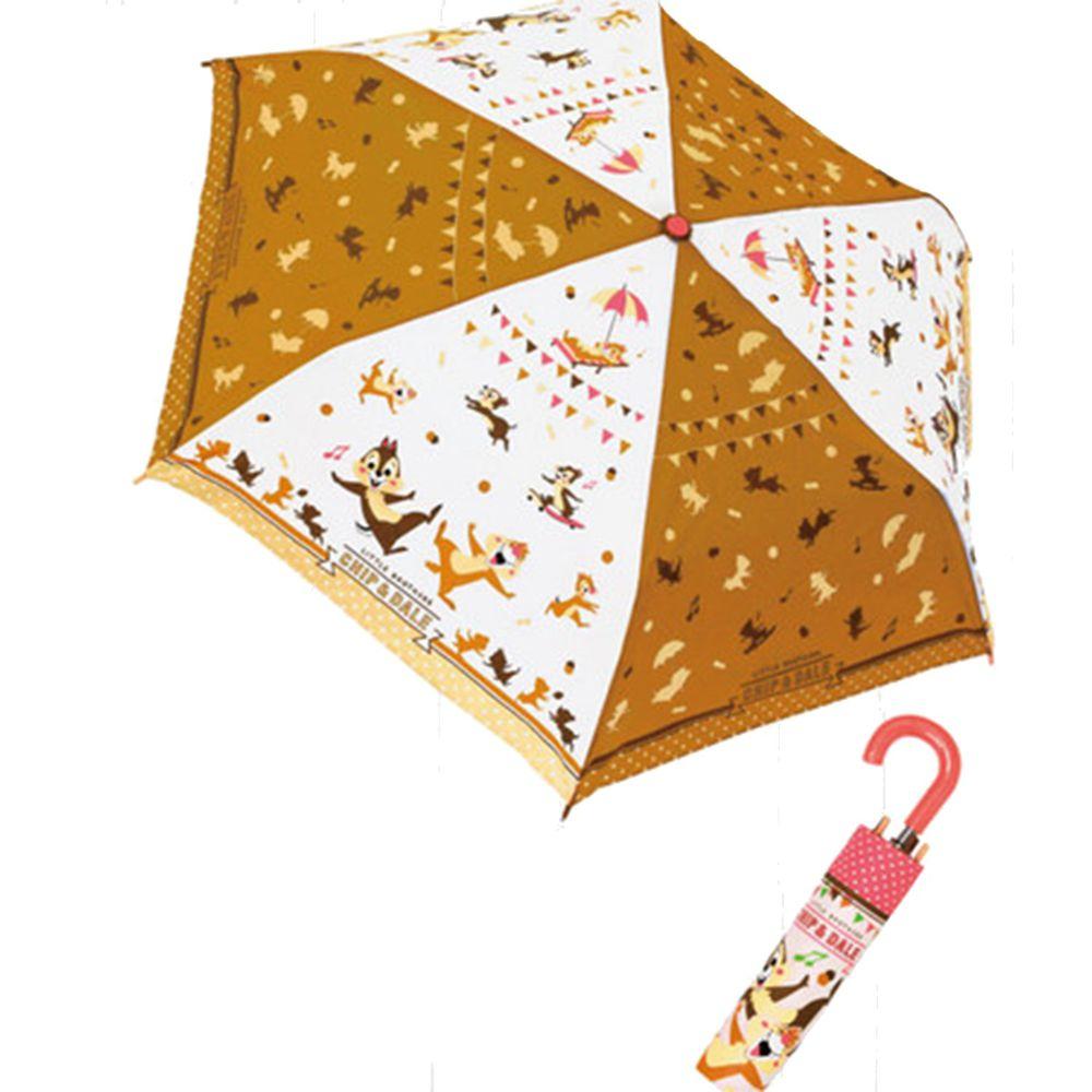 日本代購 - 卡通折疊雨傘-奇奇蒂蒂 (53cm(125cm以上))