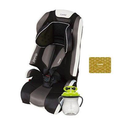 Joytrip MC EG 汽車安全座椅-買贈 teteo 吸管葫蘆喝水訓練杯-300mL(市價值$570)-經典黑-1歲~11歲(36kg以下)