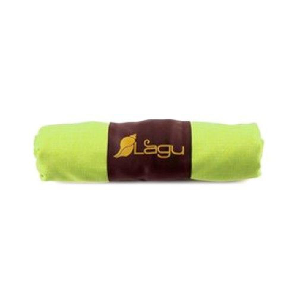 澳洲Lagu - 快乾防沙毯-黃綠 (152x114cm)