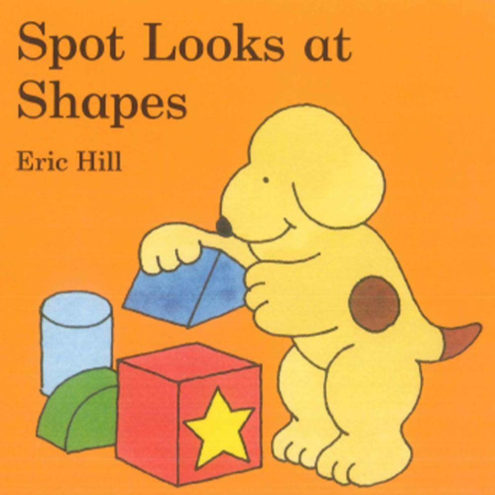 Spot Looks at Shape 名家硬頁書