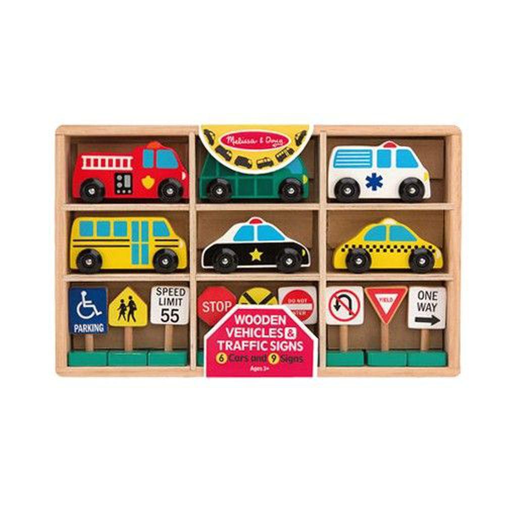 美國瑪莉莎 - MD 交通-木製交通號誌