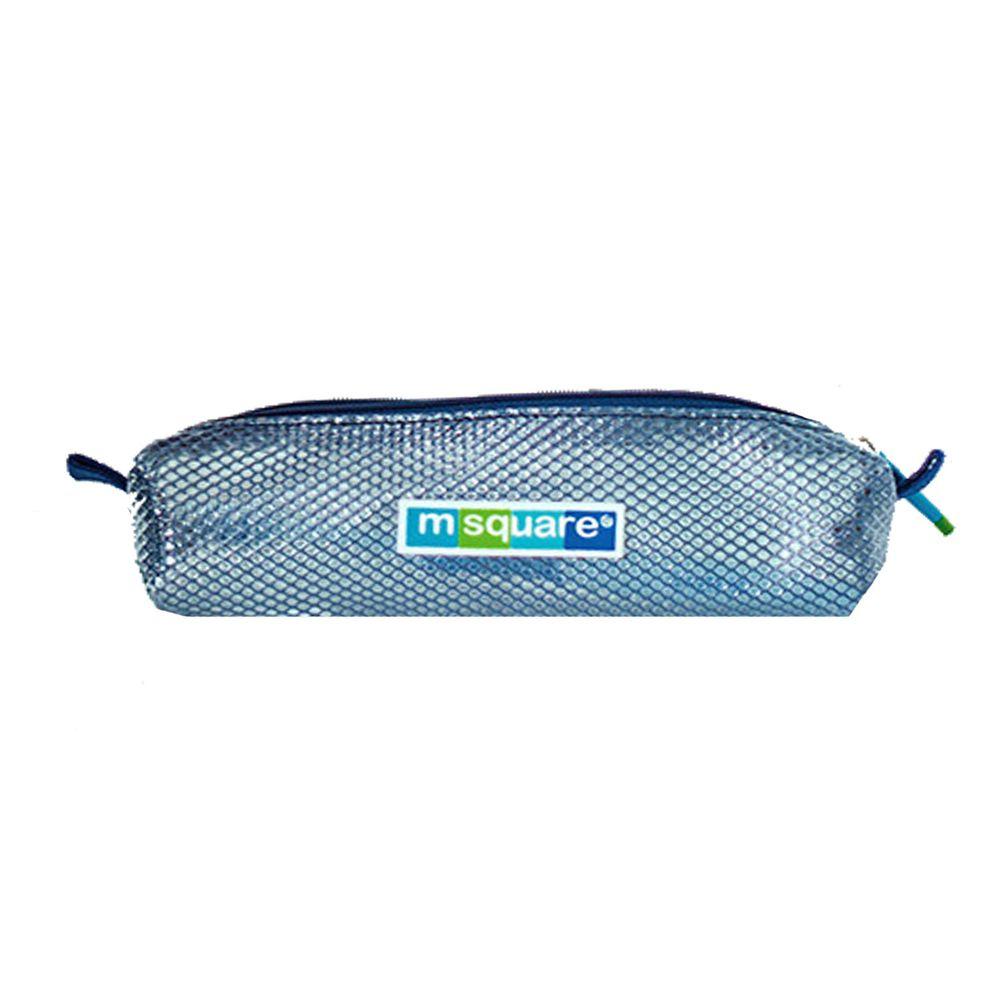 m square - 商旅系列Ⅱ防水牙刷牙膏袋-寶藍 (19*4*4.5cm)