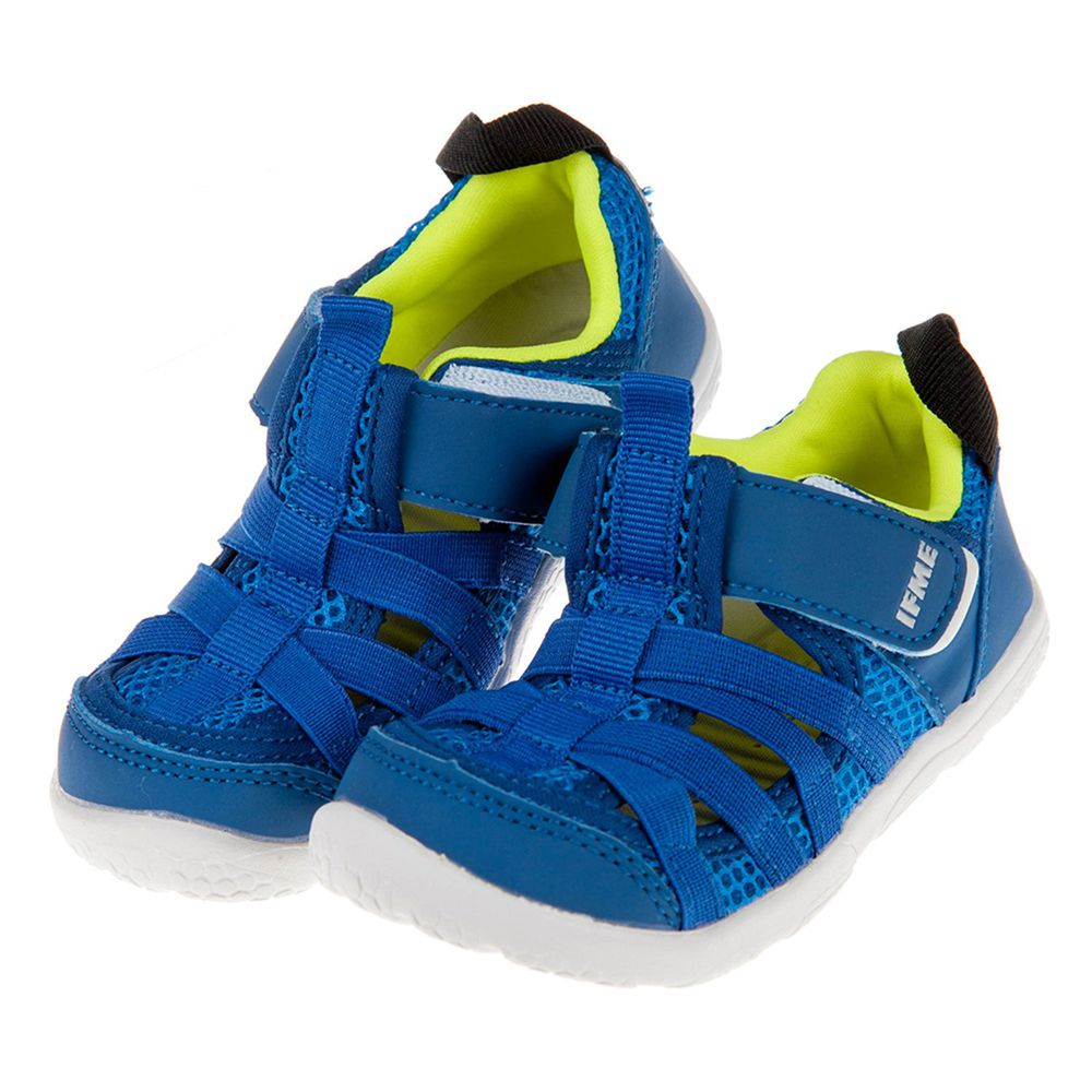 IFME - 日本IFME天藍色兒童機能水涼鞋