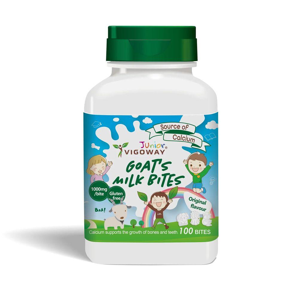 VIGOWAY威客維 - 羊乳益生菌咀嚼錠 - 羊乳片-100g