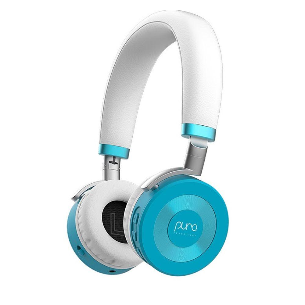 PURO SOUND LAB - JuniorJams 無線兒童耳機-附麥克風-薄荷藍 (20.5 x 14.5 x 5 cm)