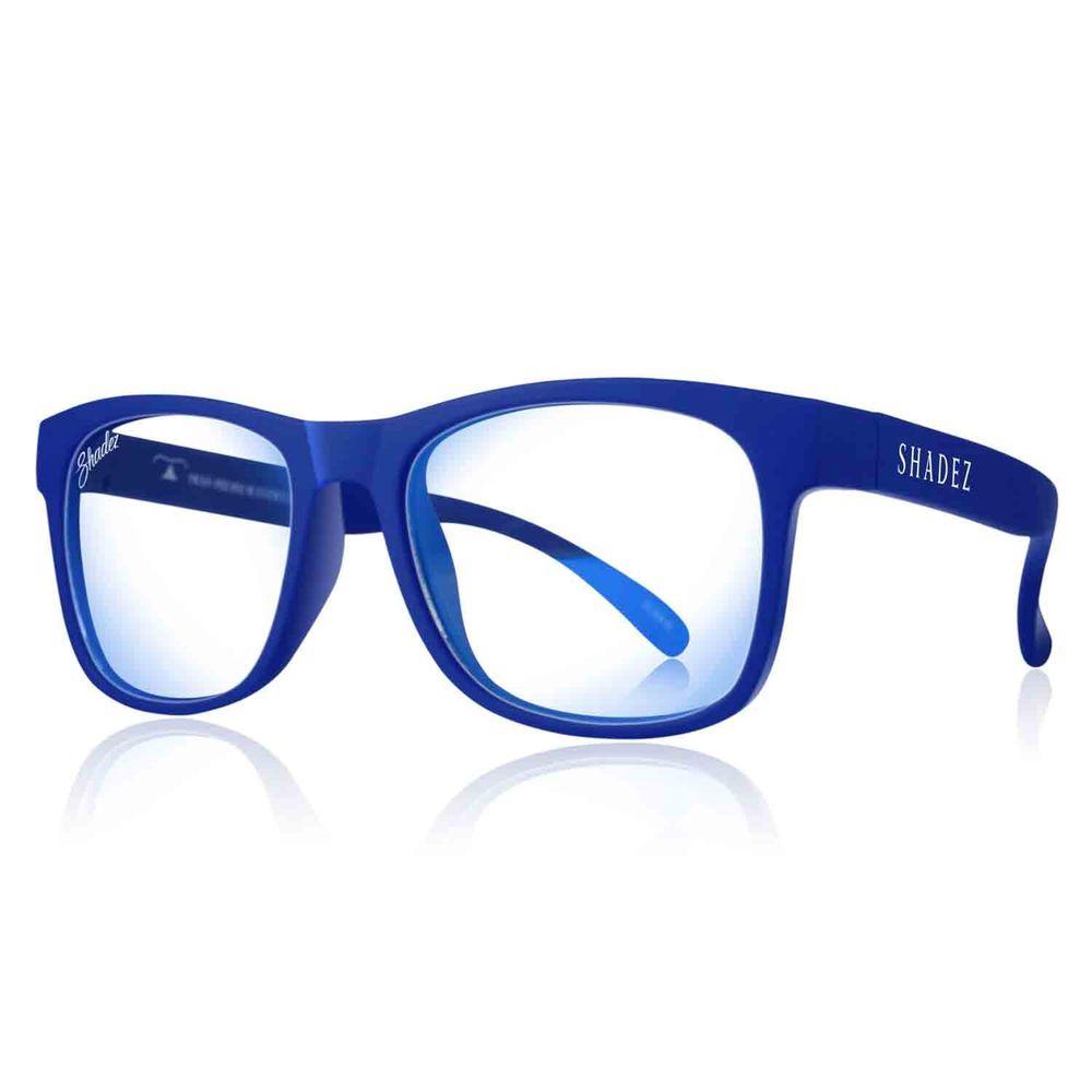 SHADEZ - 兒童抗藍光眼鏡-深邃藍